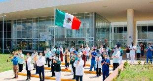 IMSS Hidalgo homenaje personas fallecidas