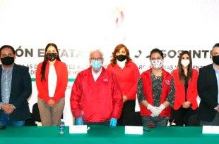 Registra PRI Hidalgo a todos sus aspirantes a candidatos