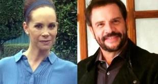 La hija de la actriz Ginny Hoffman sufrió abuso de Héctor Parra