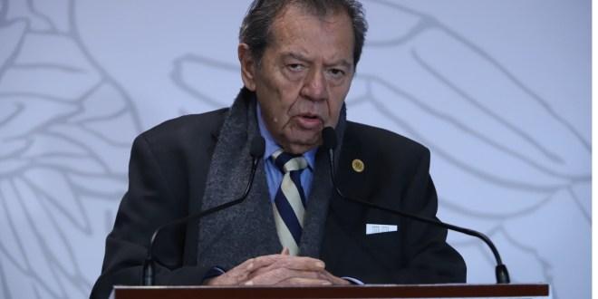 tercera encuesta presidente Morena Muñoz Ledo