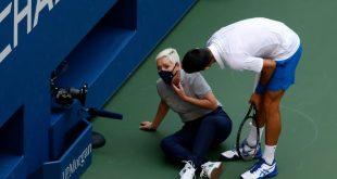 Defiende Novak Djokovic a jueza tras ataques de odio