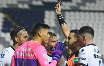 César Ramos contra Alfredo Talavera, un pique de varios años