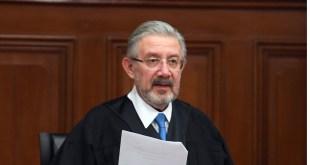 Propone Ministro de la SCJN declarar inconstitucional consulta de ex Presidentes