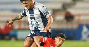 Pachuca y Toluca reparten puntos