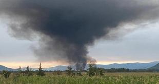 Toma clandestina de hidrocarburo provoca incendio en Ajacuba
