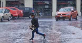 Este jueves, se prevén lluvias y vientos de 40 kph para Hidalgo