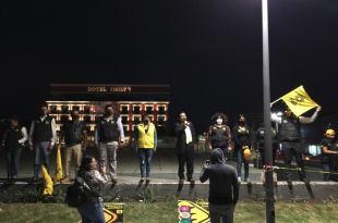Isidro Pedraza Chávez declara gananador debate Pachuca