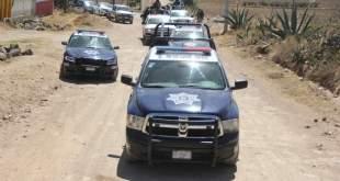 En distintos hechos, detienen a tres sujetos en Hidalgo