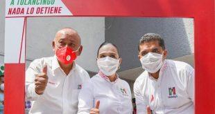 PRI da todo el apoyo a Jorge Márquez Alvarado en Tulancingo