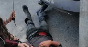 Auto choca motociclista Mineral de la Reforma
