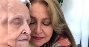 Despide Daniela Romo a su mamá