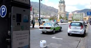 """Parquímetros faltantes en Pachuca, solo en zona comercial"""