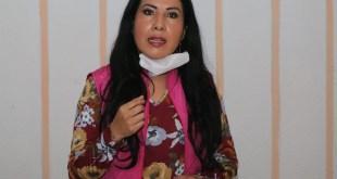 Irma Hernández tumbar designación Hilda Miranda candidata