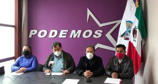 Sufre atentado candidato de Podemos en Ixmiquilpan