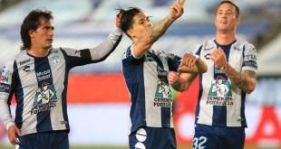 Noqueó Pachuca Atlético de San Luis