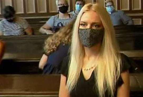 Dos años cárcel eslovena cortó mano cobrar seguro