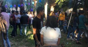 Clausuran fiesta 200 adolescentes Tula