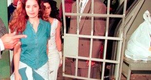 16 años Gloria Trevi salió cárcel