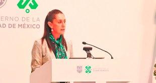 negar spots informe Claudia Sheinbaum Hidalgo