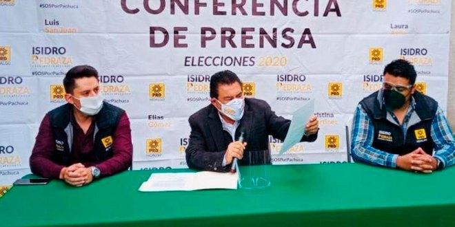 Acepta Isidro Pedraza debate Colegio Libre de Hidalgo