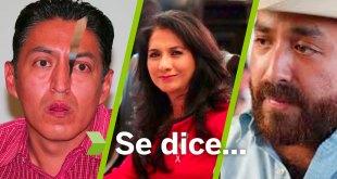 Se dice... que Luis Enrique Cadena, Alejandro Olvera y Gloria Hernández