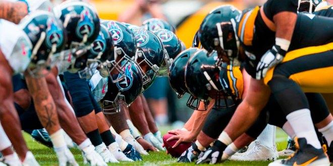 Posponen Steelers-Titans casos Covid-19
