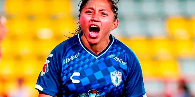 Llega Viridiana Salazar 50 goles Tuzas