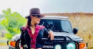 Damara Gómez, regidora y estrella de TikTok
