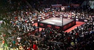 Presenta CMLL su lotería con máscaras y el día de muertos