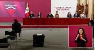 Registra Salud 4 mil 577 casos más de Covid-19 en México