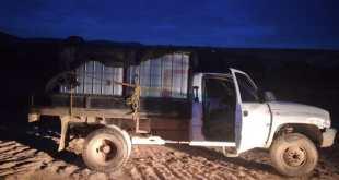 Aseguran más de 3 mil 500 litros de combustible en Chapantongo