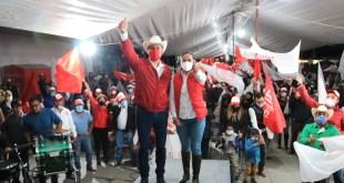 Líder de la CNC respalda a candidata priista en Progreso de Obregón