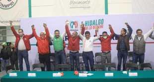 PRI se declara triunfador en 21 municipios