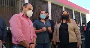 Concejos de Mineral y Pachuca buscan mejorar centro de control canino
