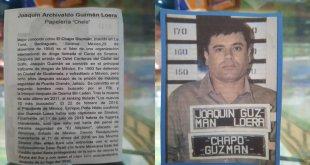 Papelería de Pachuca elaboró y vende biografía del Chapo Guzmán