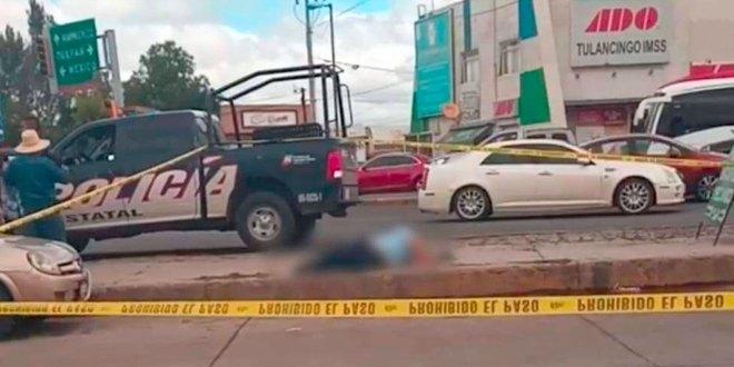 Hombre muere atropellado en la México-Tulancingo