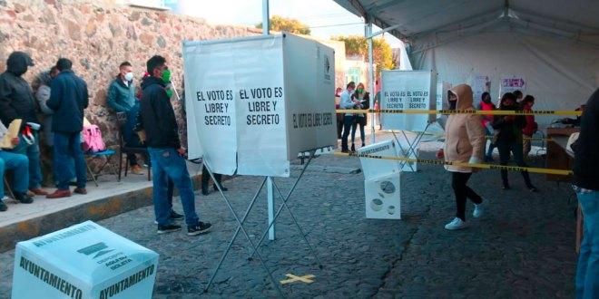 Así va avance instalación casillas elección Hidalgo