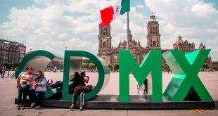 mantienen semáforo naranja Ciudad de México