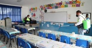 Publican los lineamientos para regreso a las aulas en Hidalgo