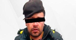 Arrestan hombre daños tienda departamental Pachuca