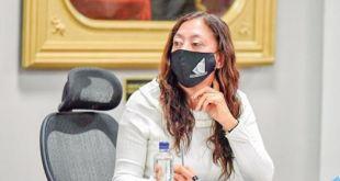 urgediputada Rosalba Calva recobrarcurul