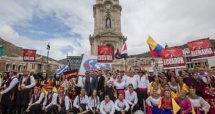Festival Internacional Folklor llega Hidalgo virtual