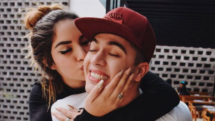 """Te amo mi nena"", responde Juan de Dios Pantoja tras boda con Kimberly"