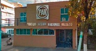 desploma PAN Hidalgo tras elección