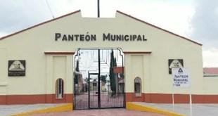 Panteones municipales de Mineral de la Reforma permanecerán cerrados