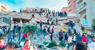 Muertos heridos terremoto Turquía