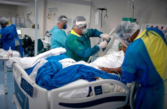 Notifica Salud 20 mil 57 casos más Covid-19
