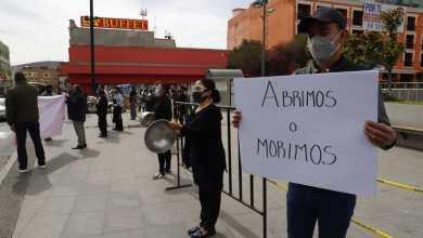 Quiebran 40 restaurantes; 20, en riesgo: Canirac Hidalgo