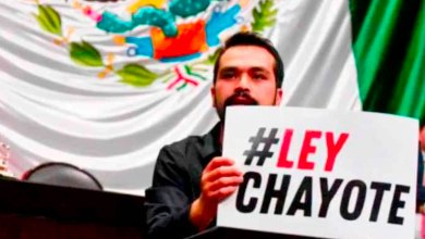 Corte Ley Chayote promulgada Peña Nieto