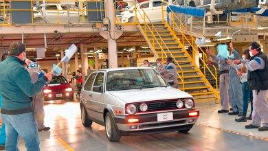 Volkswagen Golf deja México